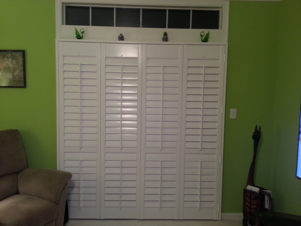 Yocum Shutters and Blinds - Shut Plantation Shutters